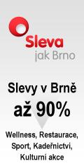 SlevaJakBrno - slevy Brno