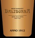 Restaurant Daliborka (hotel Villa Voyta)