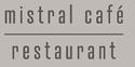 Mistral café - restaurant